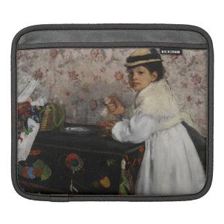 Housse iPad Portrait d'Edgar Degas | de Mlle. Hortense