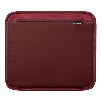 Housse iPad Seulement couleur solide magnifique OSCB16 de