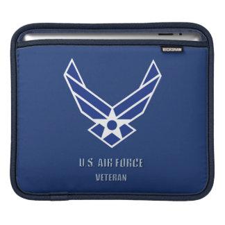 Housse iPad U.S. Douille de Rickshaw de vétéran de l'Armée de