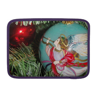 Housse Macbook Air Ange de Noël - art de Noël - décorations d'ange