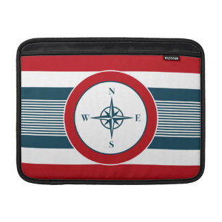 Housse Macbook Air Conception nautique