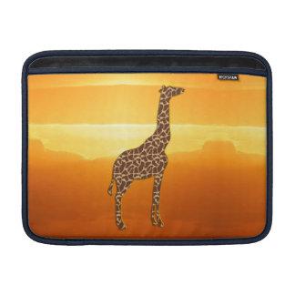 Housse Macbook Air Girafe 2
