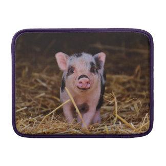 Housse Macbook Air mini porc