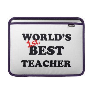 Housse Macbook Air Monde ęr. Le meilleur professeur