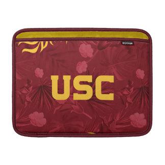 Housse Macbook Air Motif hawaïen des Trojan | d'USC