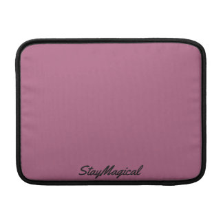 Housse Macbook Air Poche MAGIQUE d'ordinateur portable d'air de Mac