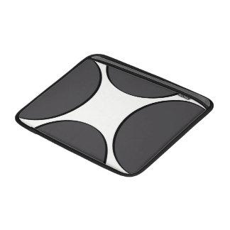 Housse Macbook Air Point gris-foncé
