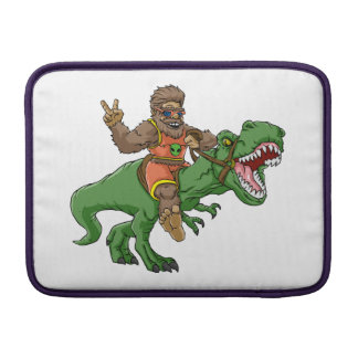 Housse Macbook Air rex Bigfoot de rex-T de la Bigfoot-bande dessinée