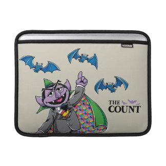 Housse Macbook Air Vintage Count von Count