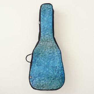 Housse Pour Guitare la vie bleue d'océan