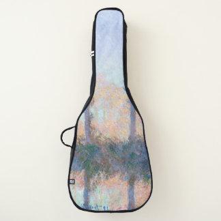 Housse Pour Guitare Les quatre arbres par Claude Monet
