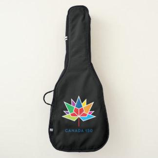 Housse Pour Guitare Logo de fonctionnaire du Canada 150 - multicolore