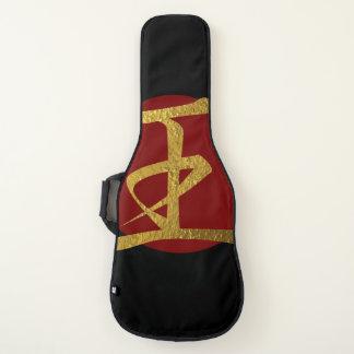Housse Pour Guitare Symbole japonais : Roi