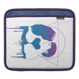 Housse Pour iPad Amour cosmique II