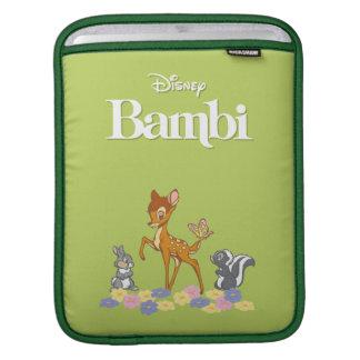 Housse Pour iPad Bambi et amis