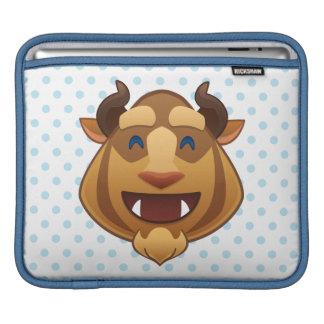 Housse Pour iPad Beauté et la bête d'Emoji | de bête