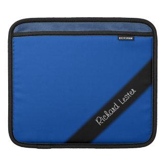 Housse Pour iPad Bleu de cobalt personnel