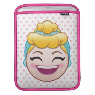 Housse Pour iPad Cendrillon Emoji | Cendrillon - heureuse