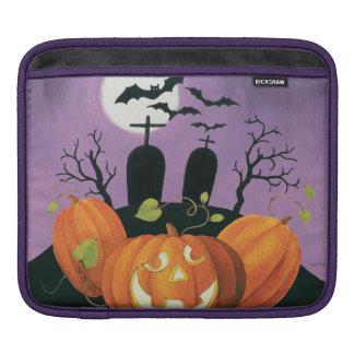 Housse Pour iPad Chambre hantée par Halloween éffrayante