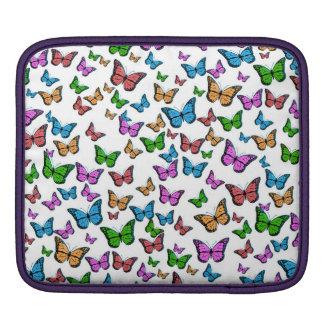 Housse Pour iPad Conception de motif de papillons