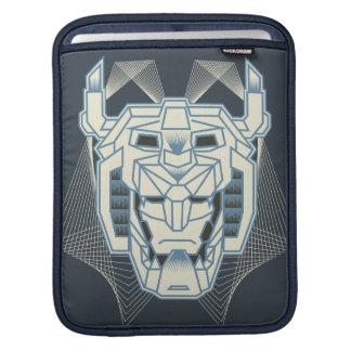 Housse Pour iPad Contour bleu de Voltron | Voltron et blanc