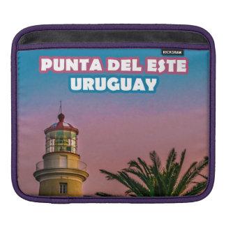 Housse Pour iPad Copie d'affiche de Punta del Este
