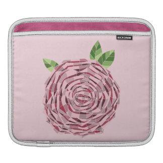 Housse Pour iPad Couche IPad Vitrail Rose