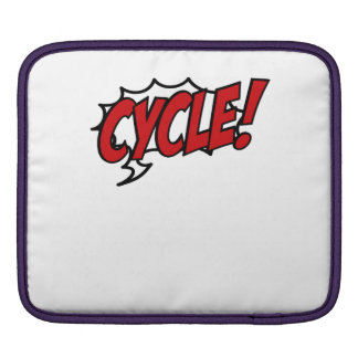 Housse Pour iPad cycling