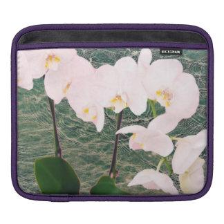 Housse Pour iPad Douille d'Ipad de fleurs