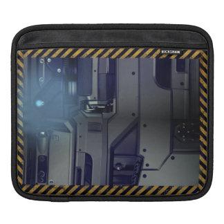 Housse Pour iPad Douille horizontale d'iPad de Sci-Technologie