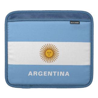 Housse Pour iPad Douilles d'iPad de drapeau de l'Argentine