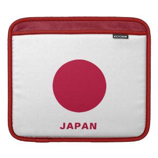 Housse Pour iPad Douilles d'iPad de drapeau du Japon