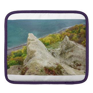 Housse Pour iPad Falaises de craie sur l'île Ruegen