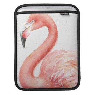 Housse Pour iPad Flamant   rose tropical