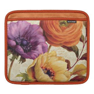 Housse Pour iPad Floral en pleine floraison