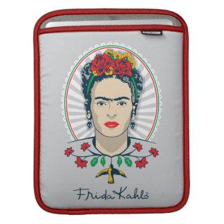 Housse Pour iPad Floral vintage de Frida Kahlo  