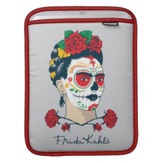Housse Pour iPad Frida Kahlo   El Día de los Muertos
