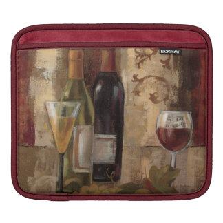 Housse Pour iPad Graffiti et vin