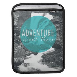 Housse Pour iPad L'aventure des rivières | est là citation