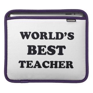 Housse Pour iPad Le meilleur professeur du monde