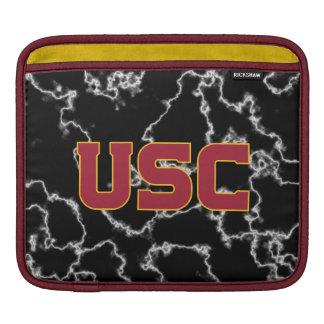 Housse Pour iPad Marbre noir des Trojan | d'USC