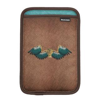 Housse Pour iPad Mini Ailes mécaniques Brown de Steampunk