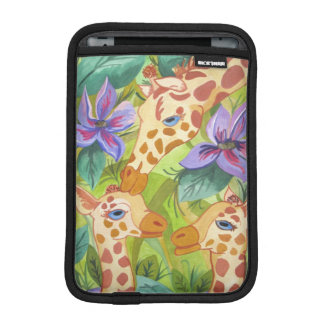 Housse Pour iPad Mini Baisers africains de girafe (art de Kimberly