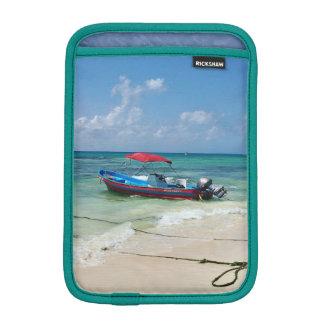 Housse Pour iPad Mini Bateau sur le Playa del Carmen