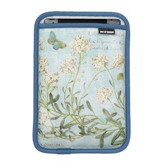Housse Pour iPad Mini Botanique bleu
