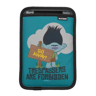 Housse Pour iPad Mini Branche des trolls | - des transgresseurs sont