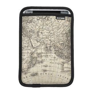Housse Pour iPad Mini Carte vintage de l'Europe et de l'Asie