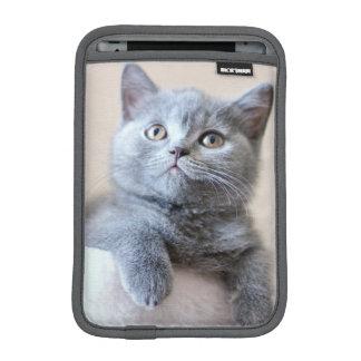 Housse Pour iPad Mini Chat britannique gris de Shorthair