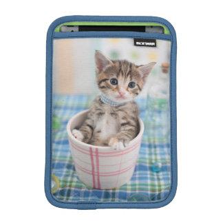 Housse Pour iPad Mini Chaton de Munchkin avec le joli ruban