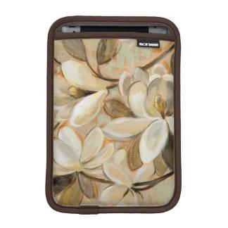 Housse Pour iPad Mini Crème de simplicité de magnolia